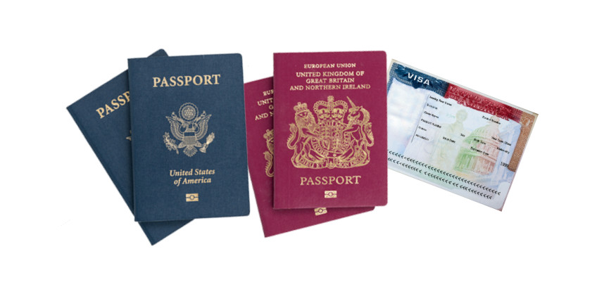 Roswell Passport & Visa Service | Services Offered